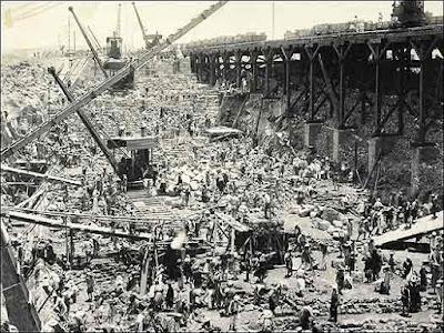 CONSTRUCCIÓN PRESA DE ASUÁN