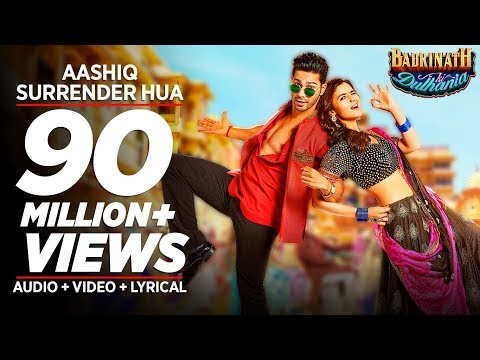 Aashiq Surrender Hua Song Lyrics