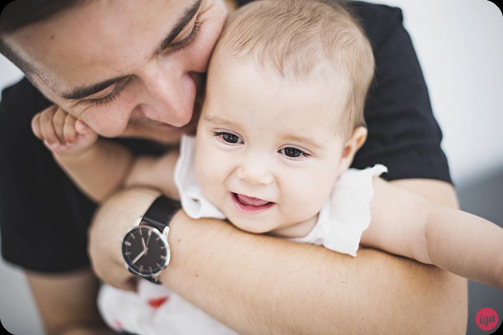 zdjęcia tata z córką