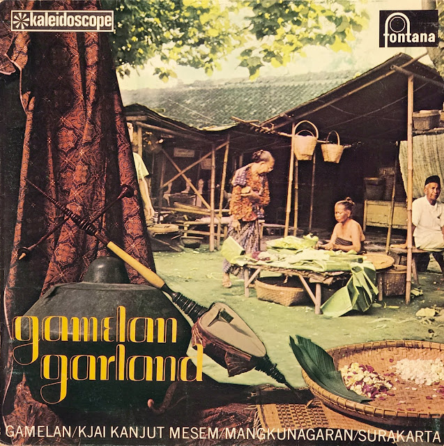 Gamelan from Java traditional Indonesian music musique indonésienne traditionnelle