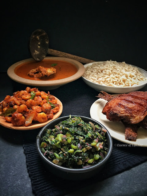 A SUNDAY SPECIAL LUNCH MENU