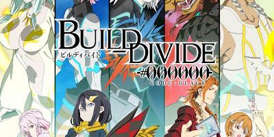 تقرير انمي Build Divide: Code Black (تقسيم البنية: رمز أسود)