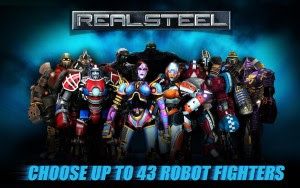 Downlnoad Real Steel MOD APK 1.36.6 Heroes Unlocked Update Android Terbaru Gratis