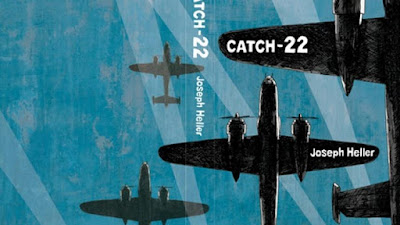 an overview of the theme in catch 22 by joseph heller Catch 22 summary essays go into joseph heller's anti-war novel that tells the story of an army air corps captain john yossarian trapped in a comic dilemma the writers at paper masters will summarize the novel catch 22 by joseph heller with any criteria you need focused on.