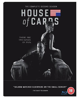 House Of Cards 2014 Season 02 Dual Audio 720p WEBHD 250MB HEVC x265