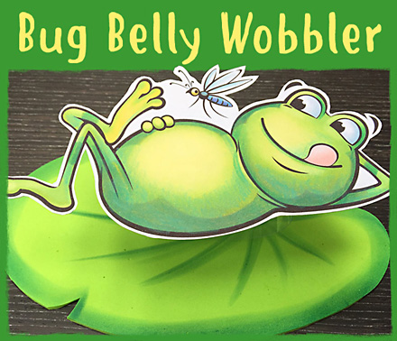 Shortcut link to Bug Belly crafts and activities