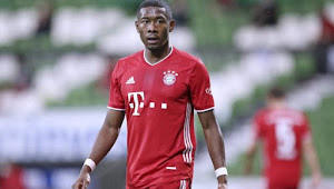 Liverpool Ramaikan Perburuan David Alaba