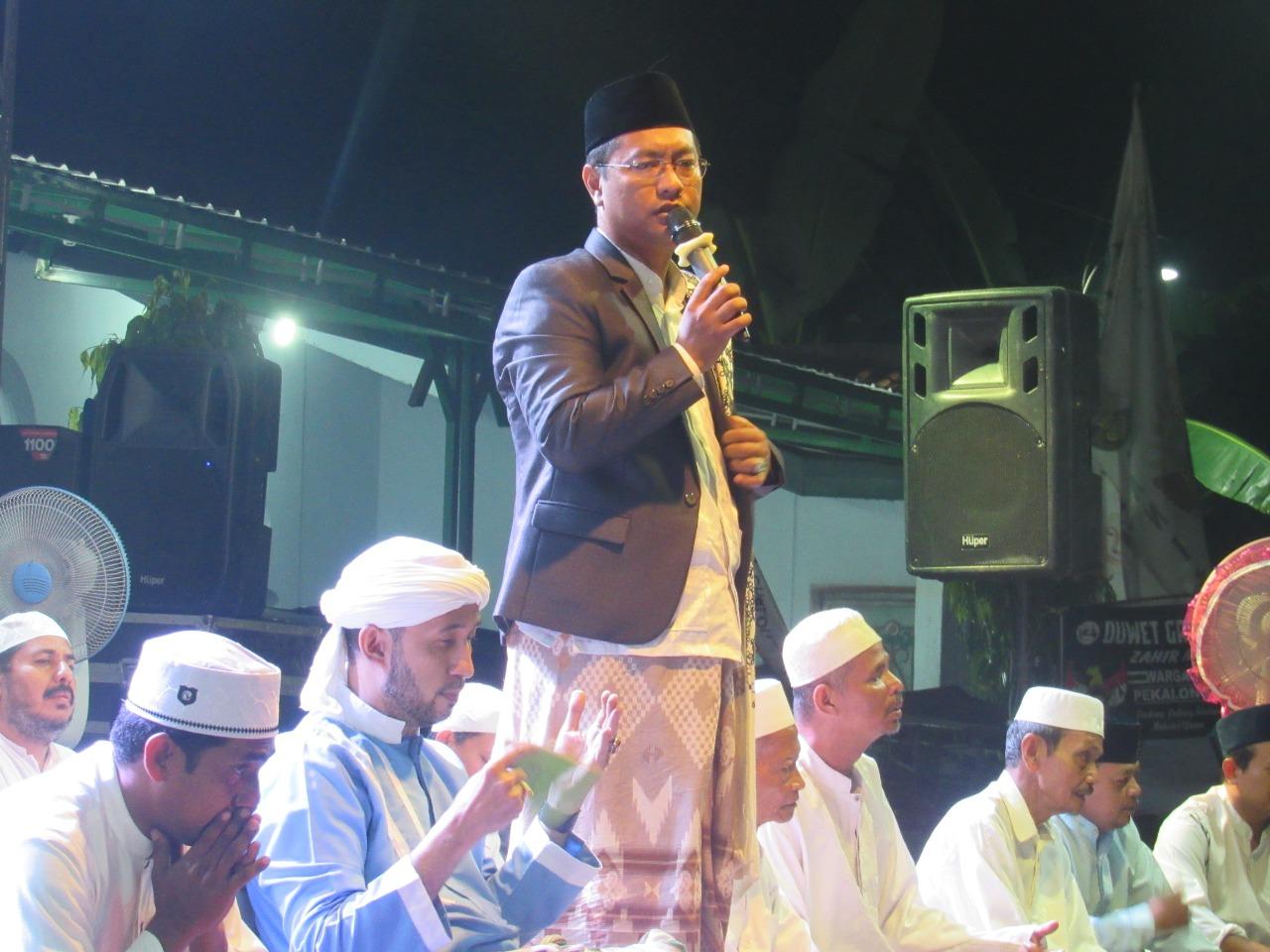 Karanganyar Bersholawat, Peringati Isro' Mi'raj Nabi muhammad SAW