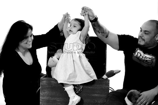 fotos familia em estudio