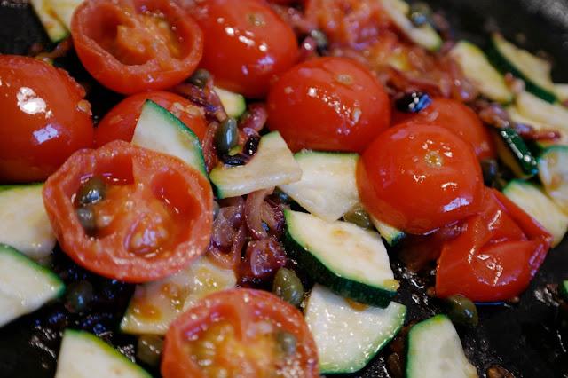 grönsaksröra till torsk