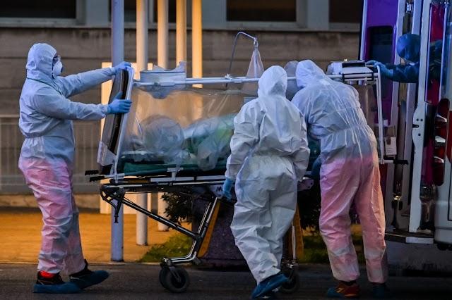 Europa tem mais de um milhão de mortos pela Covid-19