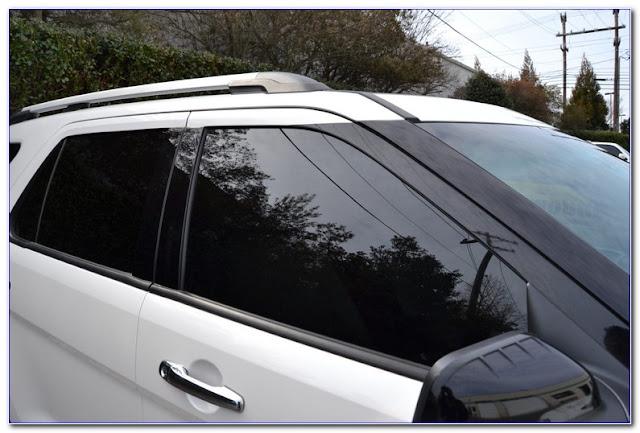 NYS Car WINDOW TINT Law Fine