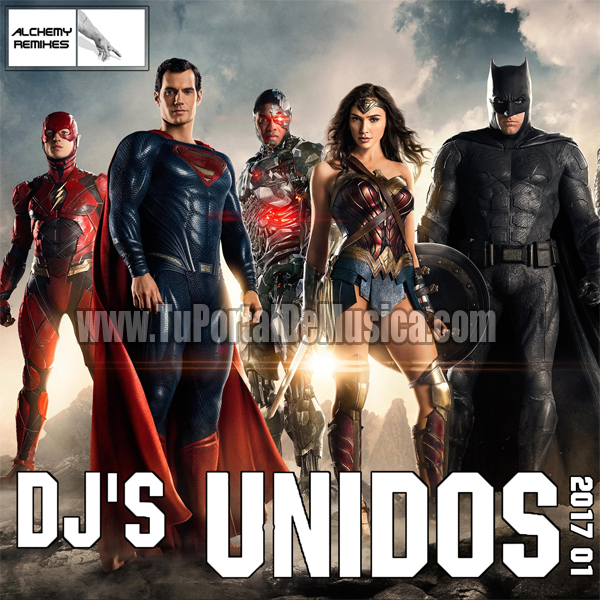 Djs Unidos Volumen 1 (2017)