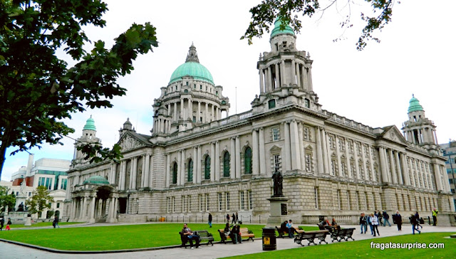 Belfast, Irlanda do Norte