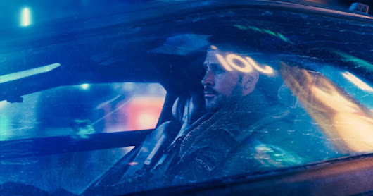 CINEMA | Ryan Gosling Outruns 'Blade Runner 2049'