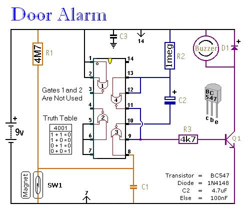 Schematic Amp Wiring Diagram June 2011