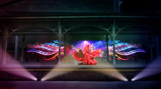 dance - 2017臺中光影藝術節搶先看│3D光雕秀、行動光影車與城市遊戲與你5/27~5/28相見歡