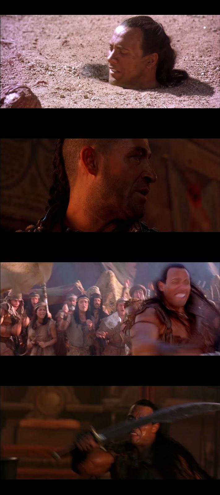 El Rey Escorpión (2002) HD 1080p Latino