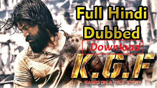 KGF Movie Download Tamilrockers