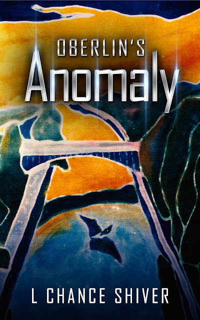 """Oberlin's Anomaly"" - Book Cover"