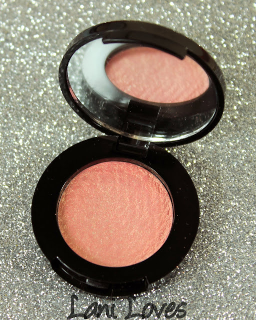 TheBodyNeeds Sinful Blush Swatches & Review