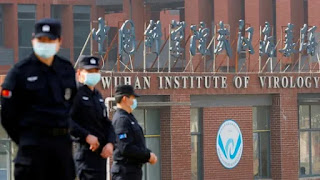 After also virus leak suspicions, Wuhan lab nominated for China's top science award in  amid