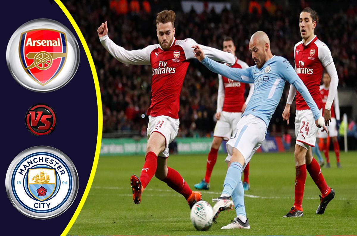 Arsenal Manchester City