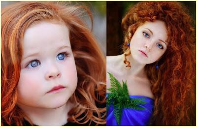 Rarest-Natural-Hair-Color
