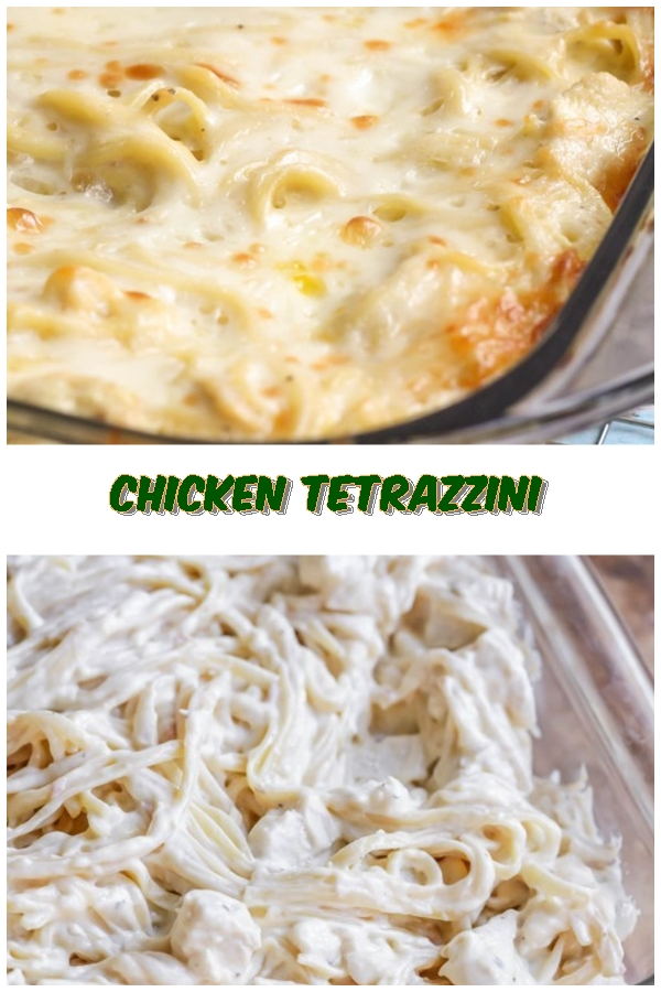 #Chicken #Tetrazzini #chickenrecipes #recipes #dinnerrecipes #easydinnerrecipes