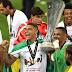 'Troféu, gol e um filho', comemora Diego Carlos, autor do gol do título do Sevilla na Liga Europa
