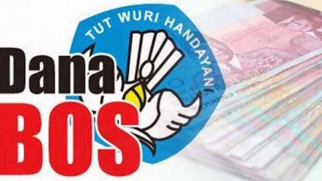Kepala Sekolah Mencairkan Dana BOS di Bank, Bendahara Mengundurkan Diri