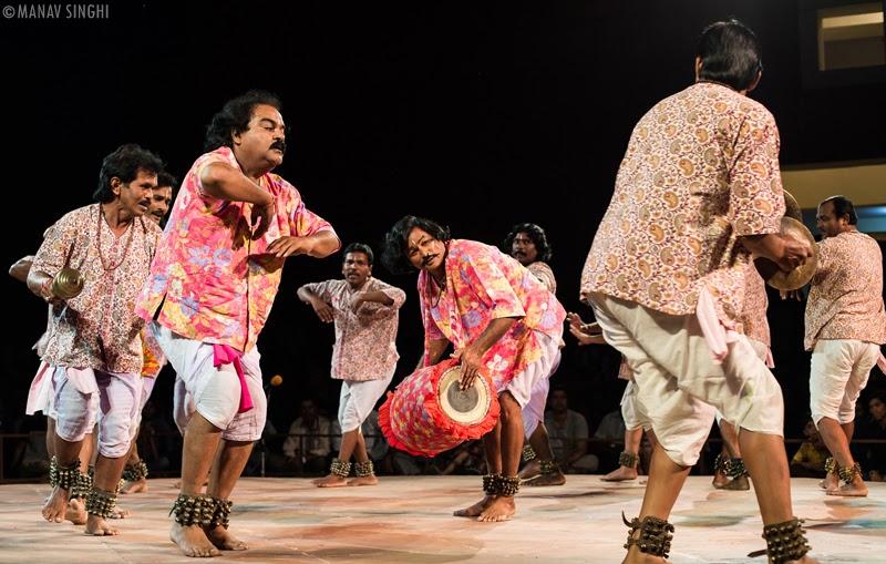 Panthi Folk Dance Chhattisgarh