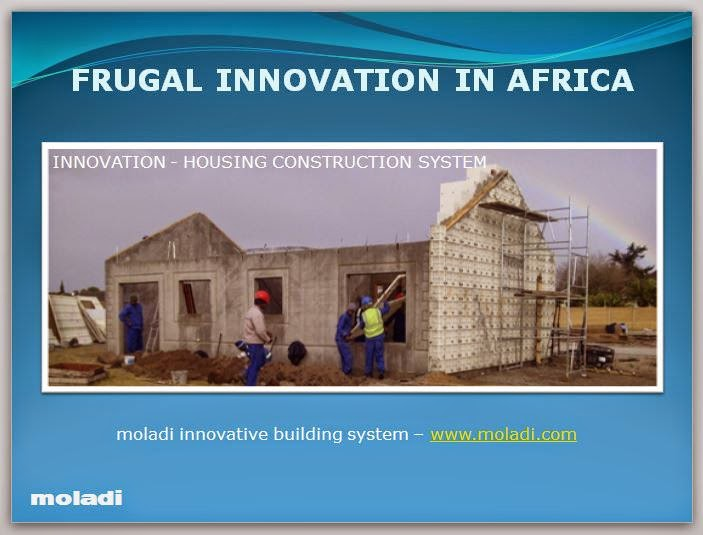 FRUGAL INNOVATION IN AFRICA - moladi