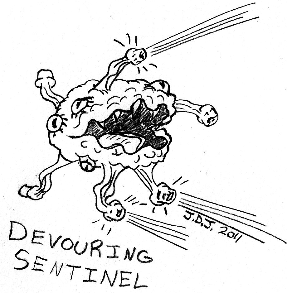 Aeons & Augauries: Devouring Sentinel