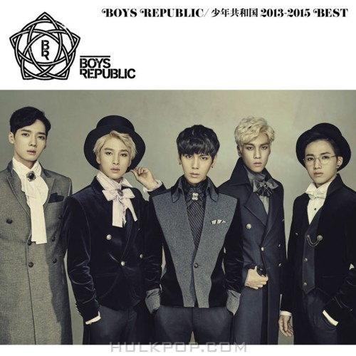 BOYS REPUBLIC – Boys Republic / Shonen Kyowa Koku 2013-2015 Best
