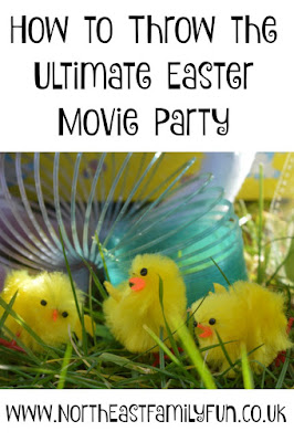 How to throw the Ultimate Easter Movie Party