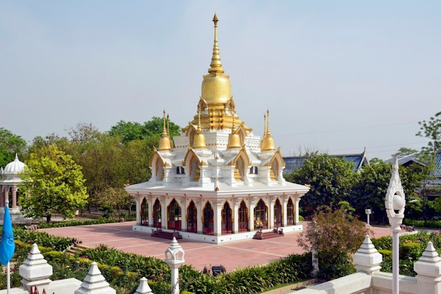 Wat-Thai-Temple-in-Kushinagar