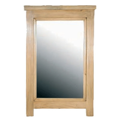 minimalist teak mirror,mirror teak minimalist furniture Indonesia,interior classic furniture,CODE MIRR102