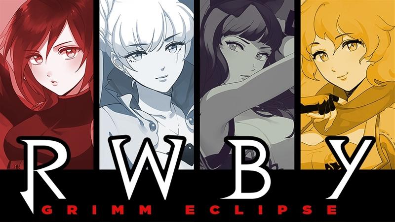 RWBY Grimm Eclipse Free Download Poster