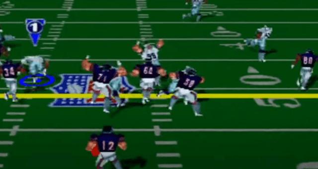 لعبة NFL Blitz (1997)