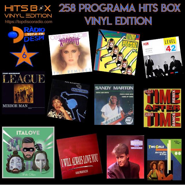 258 Programa Hits Box