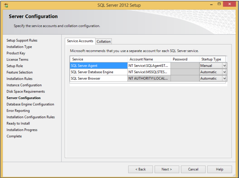 Programming Logic and Code: SQL SERVER Installation
