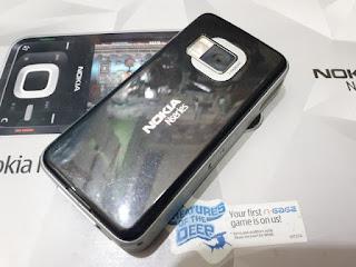Hape Jadul Nokia N82 Seken Original Fullset Eks Garansi Nokia Indonesia