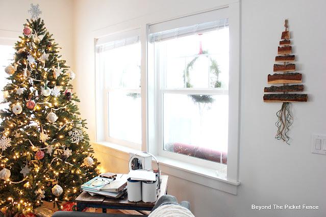 Natural Boho Christmas Decor