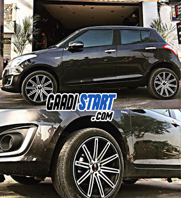 modification for Maruti Suzuki Swift