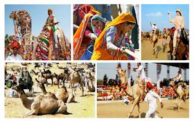 The International Pushkar fair