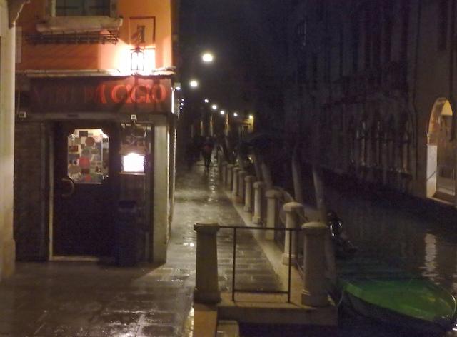 Vini da Gigio, Venice