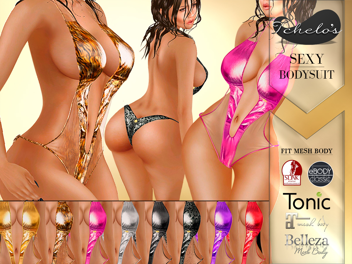 sexy thong second life