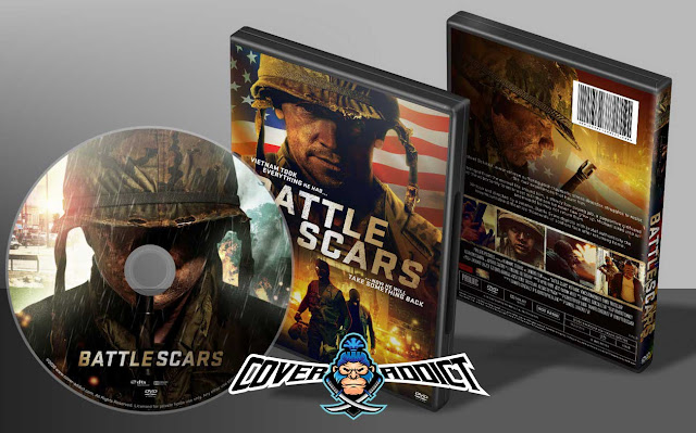 Battle Scars (2020) DVD Cover