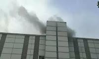 fire-in-esic-hospital-noida